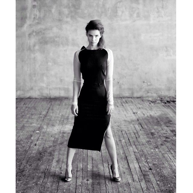 """Amy by David Todd McCarty. #model #fashion #fall2014 #vogue #editorial #designer @ninobrand #stylist @belashehu #ninobrand #mua #dress #warehouse…"""