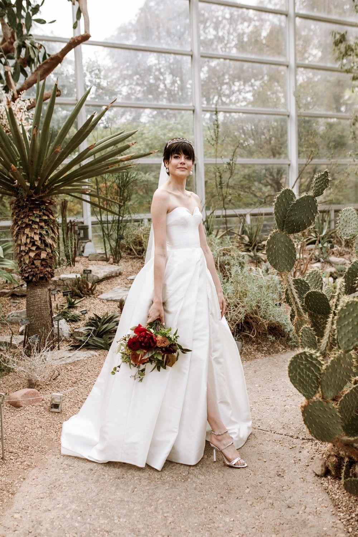 Brooklyn Botanic Garden Wedding in 2020 Nyc wedding