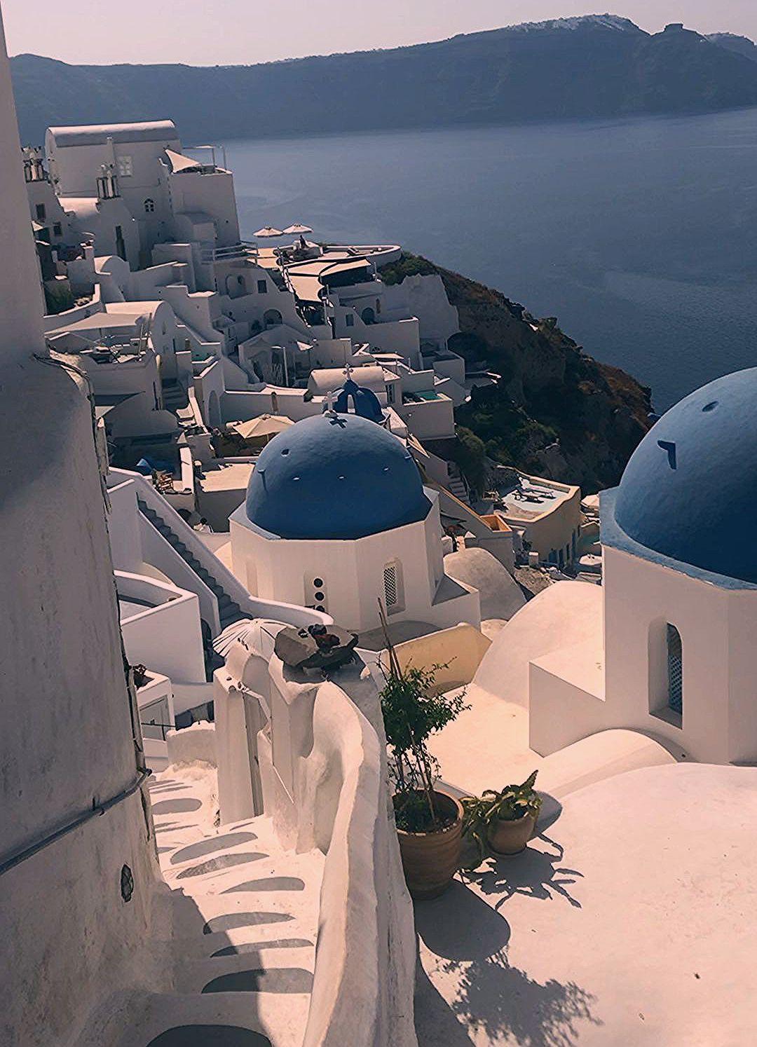 Photo of Amazing Santorini ✈️🌎
