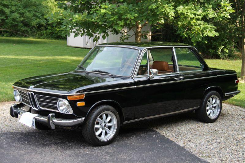 Sahara to Schwarz: 1972 BMW 2002