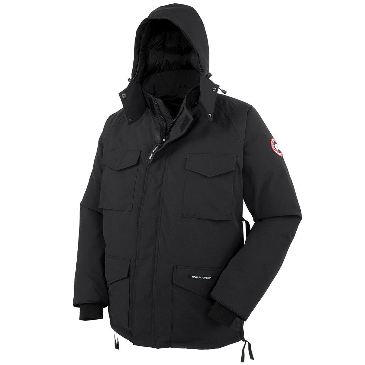 9422a98b540 Canada Goose, Mens Constable Parka - SportingLife Online Store