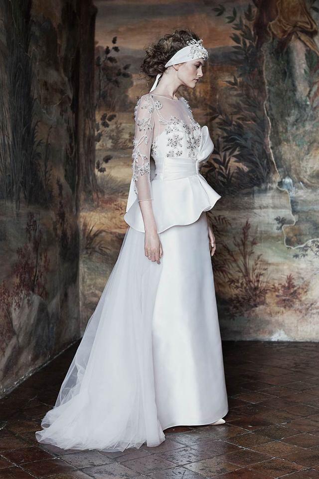 Alberta Ferretti | Платье на свадьбу, Свадебные платья ...