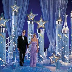 Awe Inspiring Cinderella Themed Decorations Fairy Tale Prom Themes Ideas For Short Hairstyles Gunalazisus