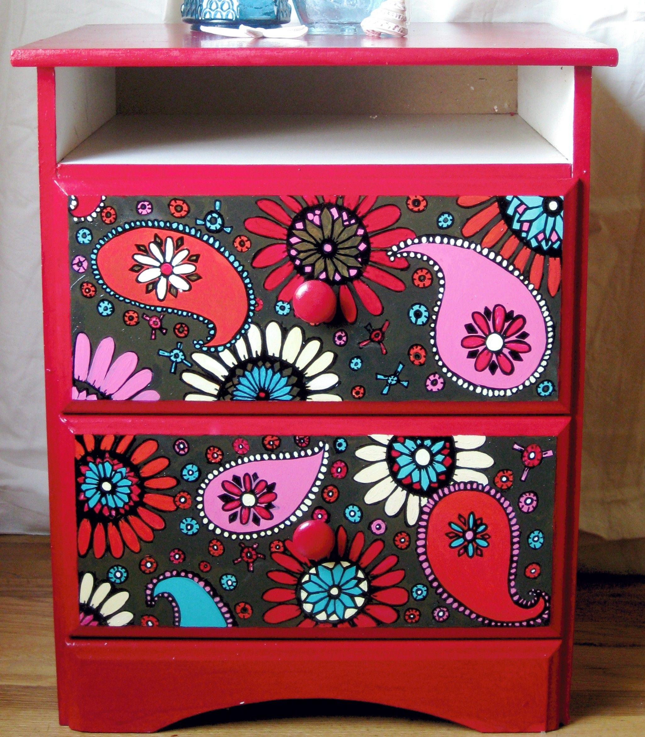 Cabinet carpinteria decoracion de muebles muebles - Muebles decorados a mano ...