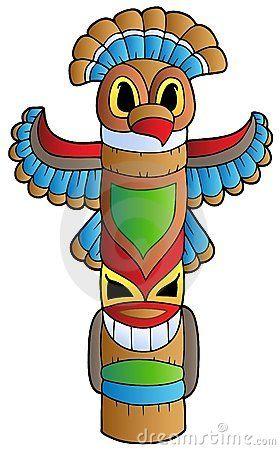 r sultats google recherche d images correspondant http thumbs rh pinterest ca totem pole clip art free hawaiian totem pole clipart