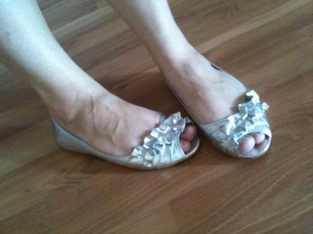 Wedding Slippers For Reception