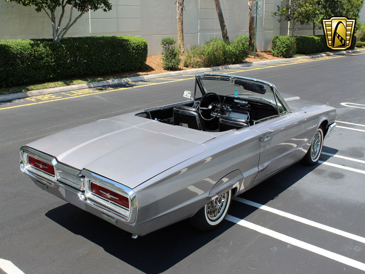 1964 Ford Thunderbird Gateway Classic Cars 714 Ftl Ford Thunderbird Classic Cars British 1964 Ford