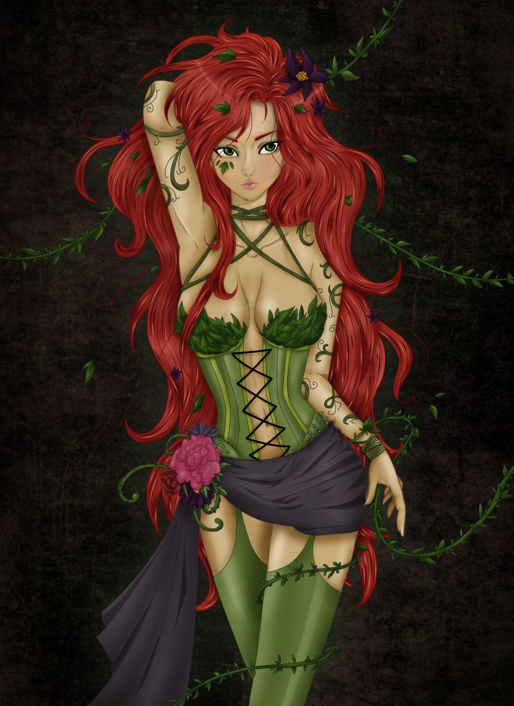 Ivy anime