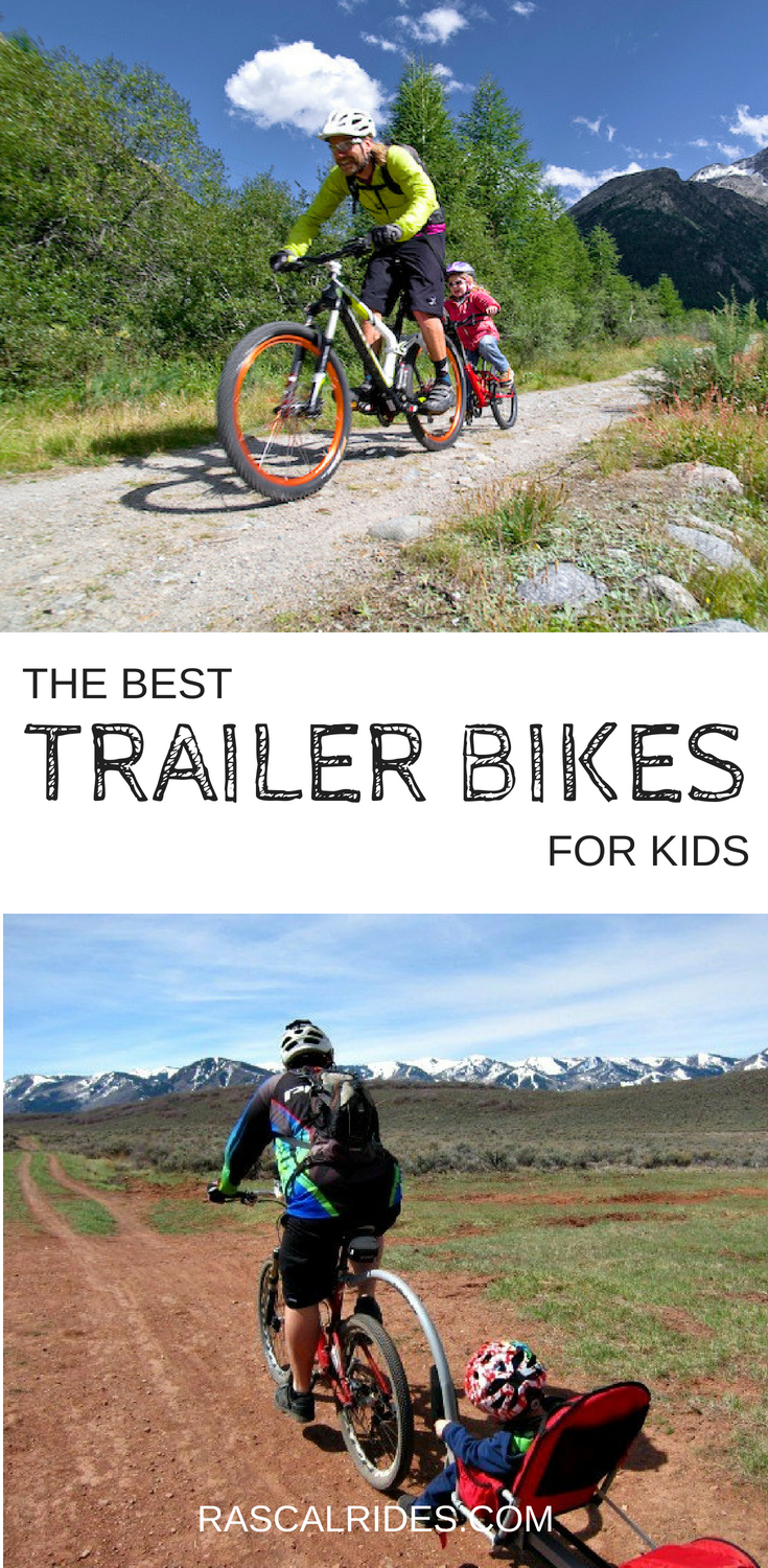 The 5 Best Trailer Bikes For Cycling With Kids Kids Bike