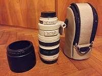 Canon EF 100-400 4,5-5,6 L IS Objektiv inkl. B+ W UV-Filter