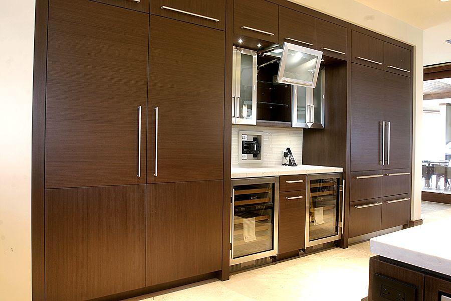 Kailua Cabinets Finewoods Hawaii Kitchen And Bath Custom Cabinets Custom Cabinetry