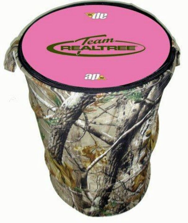 Camo And Pink Clothes Hamper Simply Siara Camo Rooms