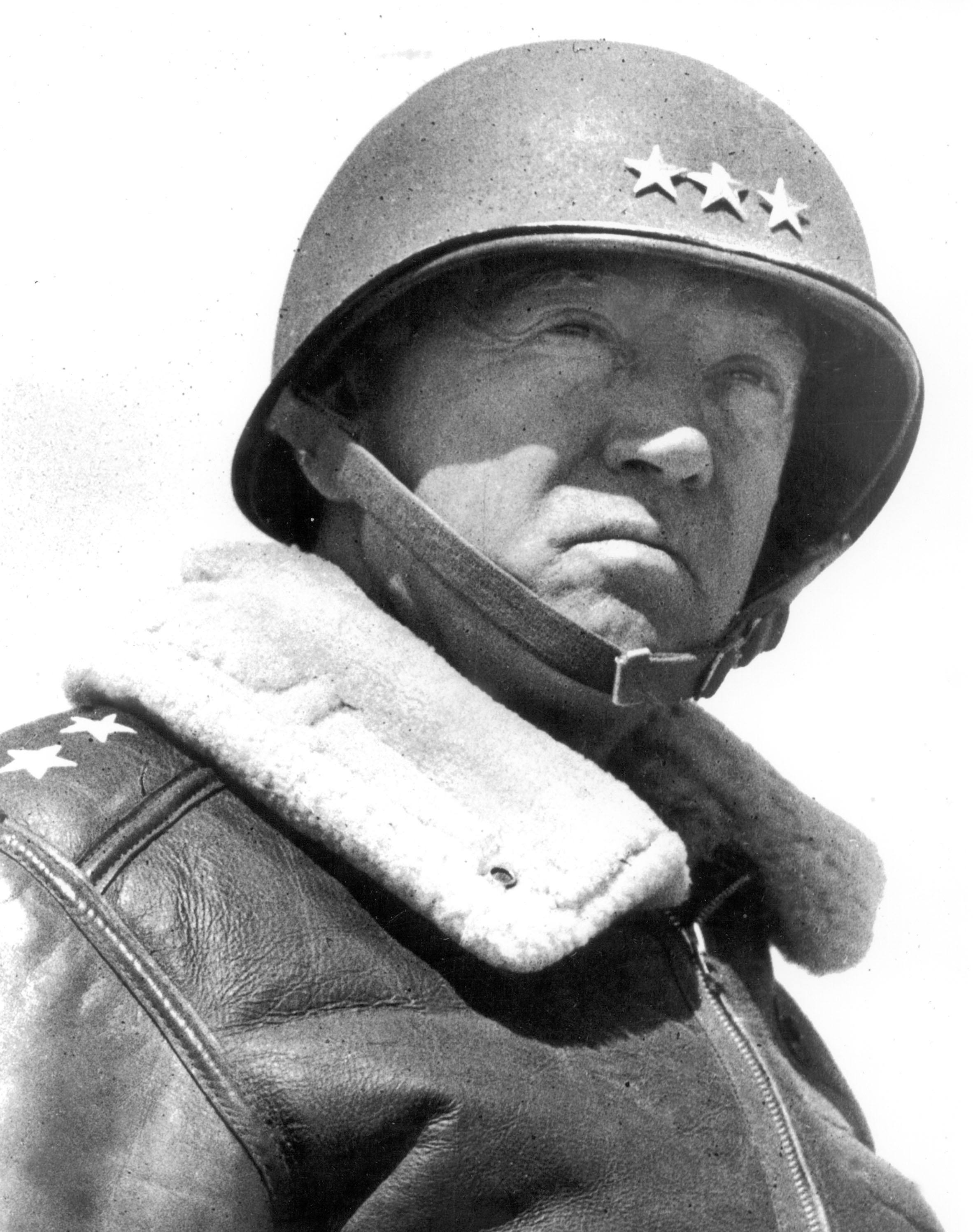 general patton pics  Patton and the Power of the Bugle