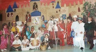 Escuela infantil castillo de Blanca: TEATRO EN PREESCOLAR