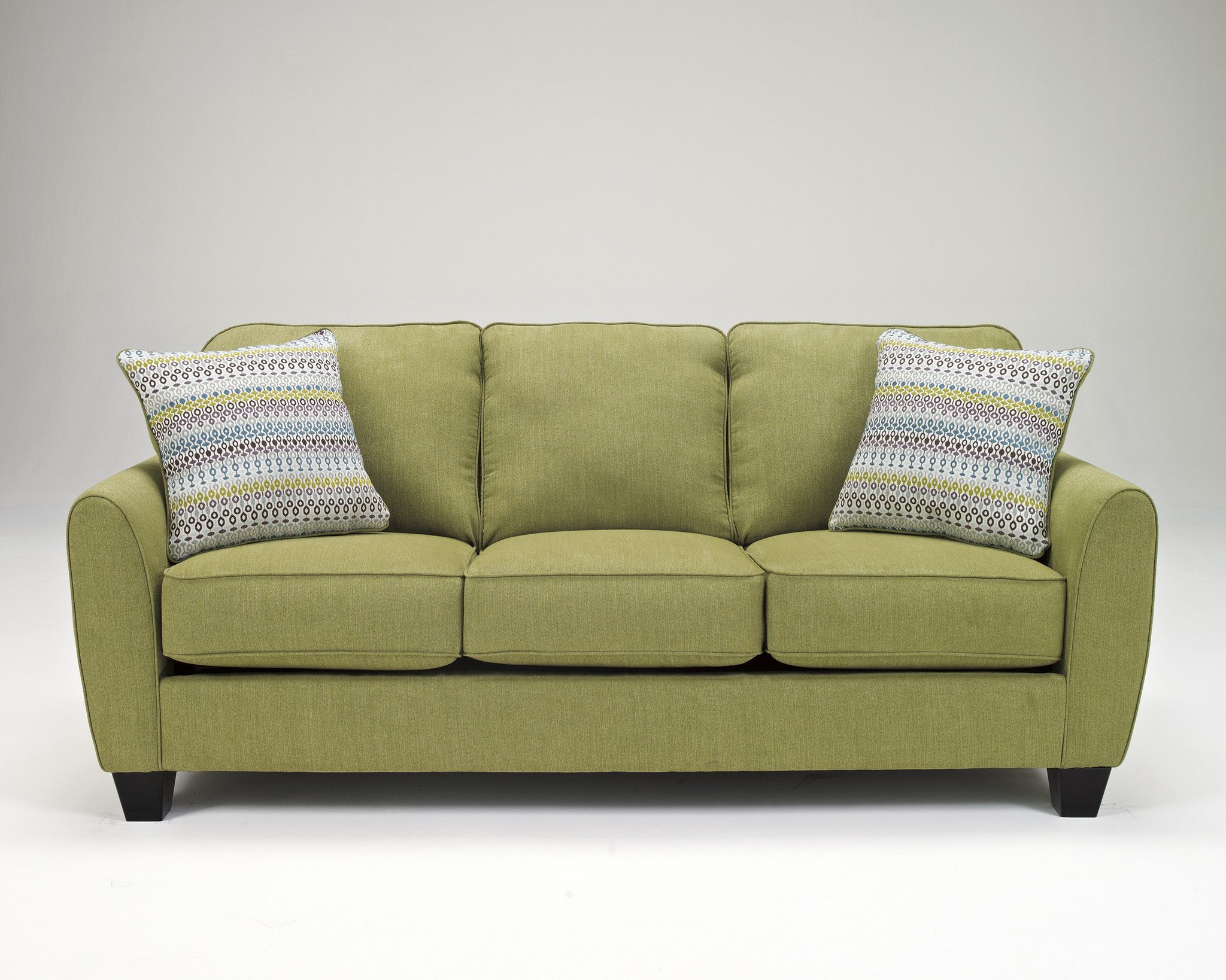 The Ean Sofa in Green by Ashley Furniture See it Now at