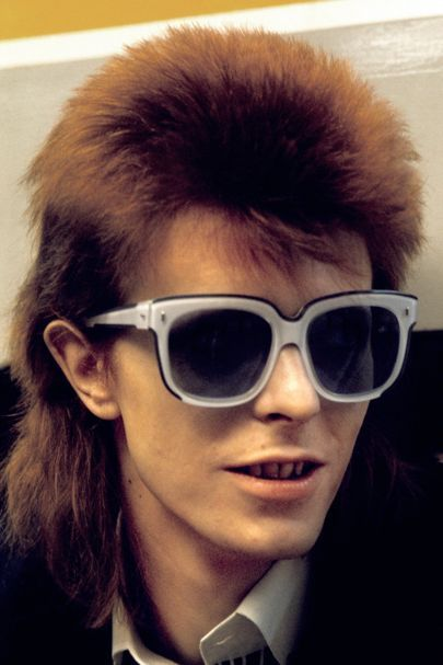 David Bowie has died aged 69. Here's a look back at how his style and appearance changed over the decades