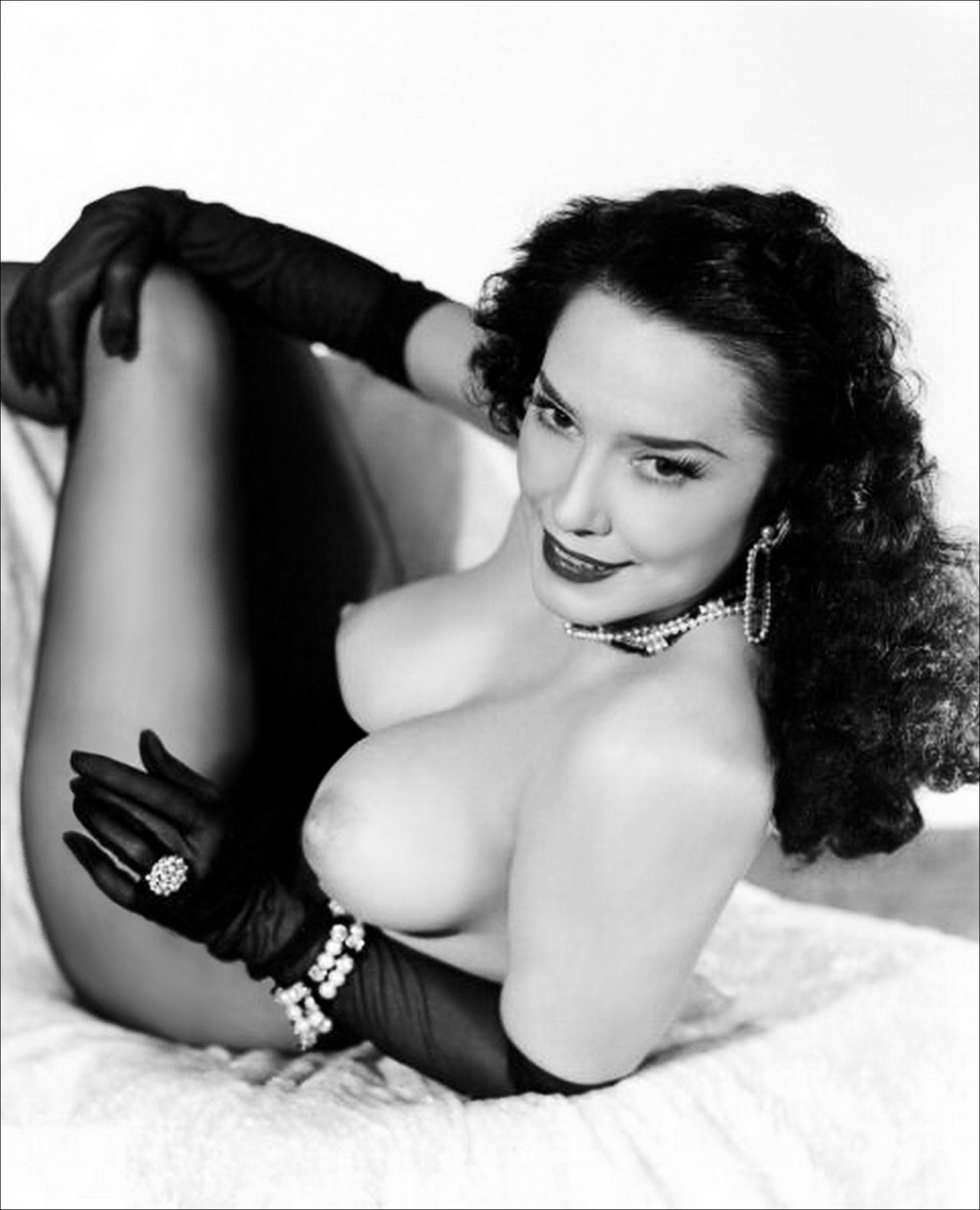 1950s Style Porn - Evelyn West 1950s Retro Nude Pic – Amateur Porn Pics