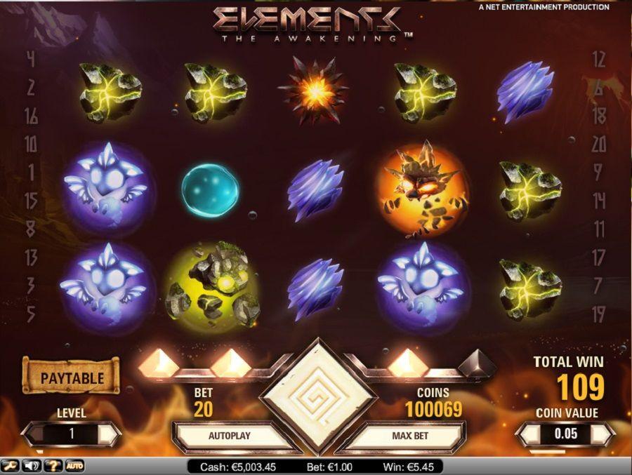 Elements Spielautomaten Willkommen In Die Mystische Welt Der Elements Spielautomaten Die Vier Grundelemente Wasser Feuer Erde Und Luft Sind