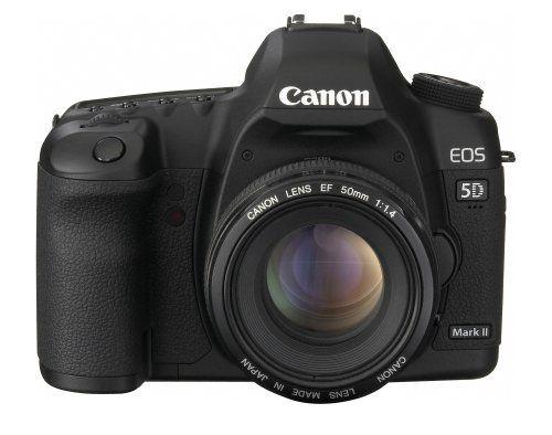 Canon 2764b003 Canon Eos 5d Mark Ii 21 1mp Full Frame Cmos Digital Slr Camera Body Only Digital Slr Camera Camera Camera Photo