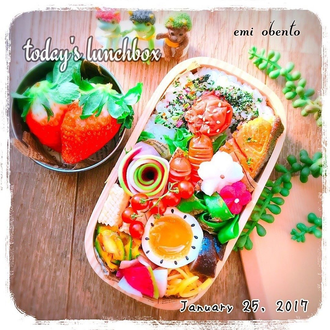 emiさんの今日の娘弁当です( ˊᵕˋ)ॱ 焼鮭といかの昆布醤油炒め弁当です ( ᵕᴗᵕ ) #snapdish #foodstagram #instafood #food #homemade #cooking #japanesefood #japanesebento #bento #wappa #lunch #料理 #手料理 #ごはん #テーブルコーディネート #器 #お洒落 #ていねいな暮らし #暮らし #ランチ #お弁当 #おべんとう #手作り弁当 #わっぱ弁当 #わっぱ https://snapdish.co/d/XfGaaa