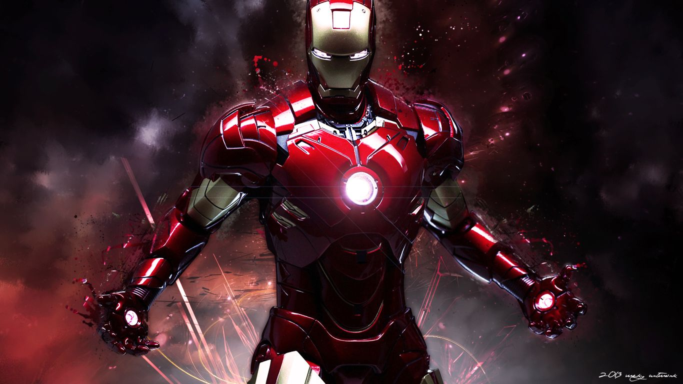 Ironman by on DeviantArt Marvel
