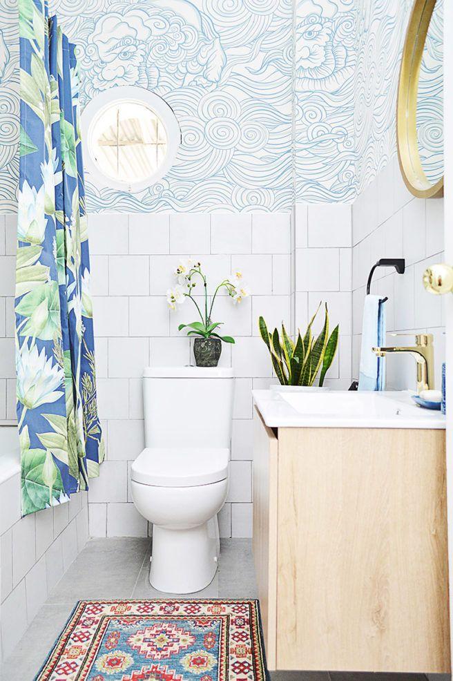 Renovierung unseres Büro Badezimmers   Badezimmer Deko Ideen ...