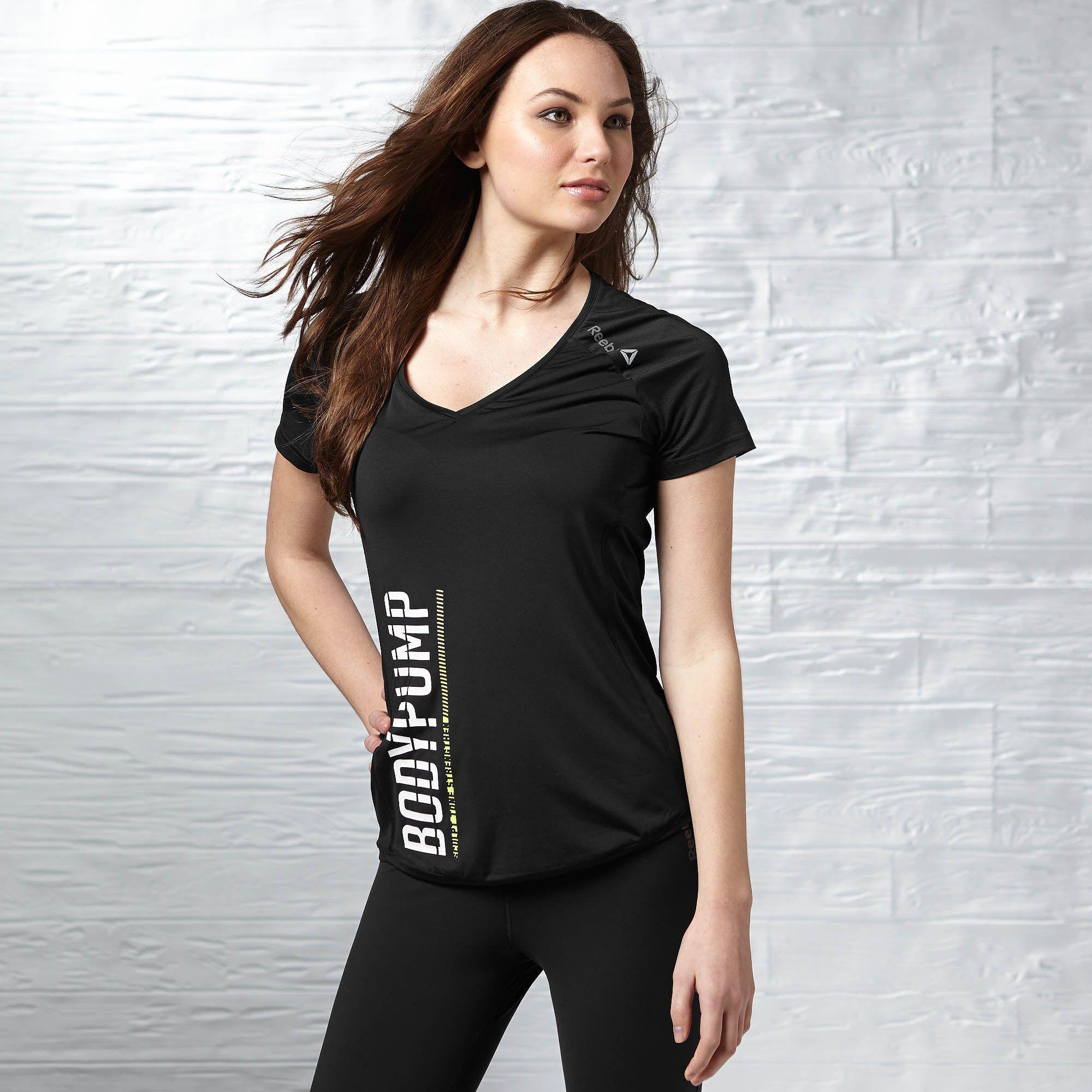 les mills body pump shirt