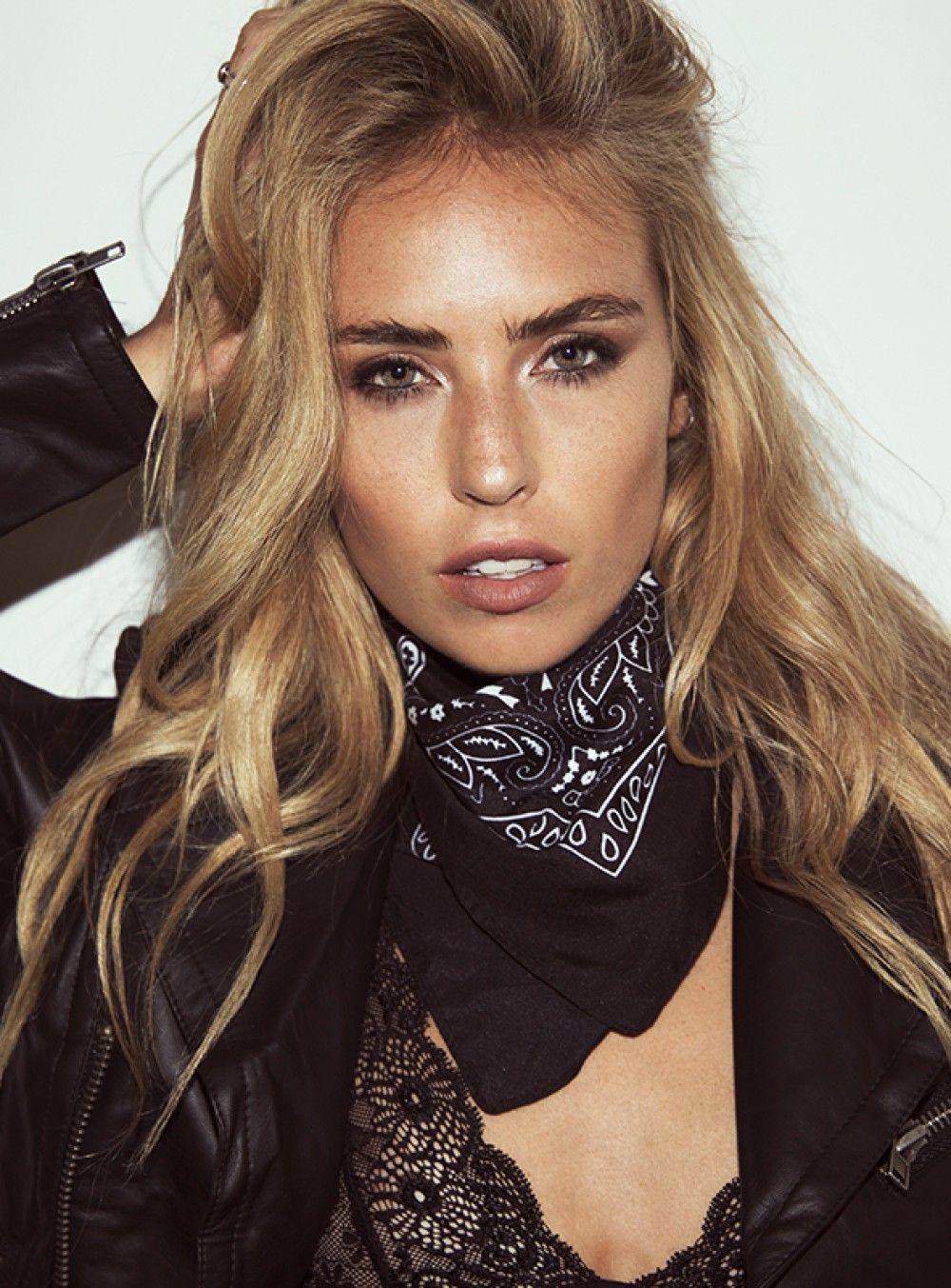 Black Bandana Bandanas Bandana Silk Scarves Scarf Styles