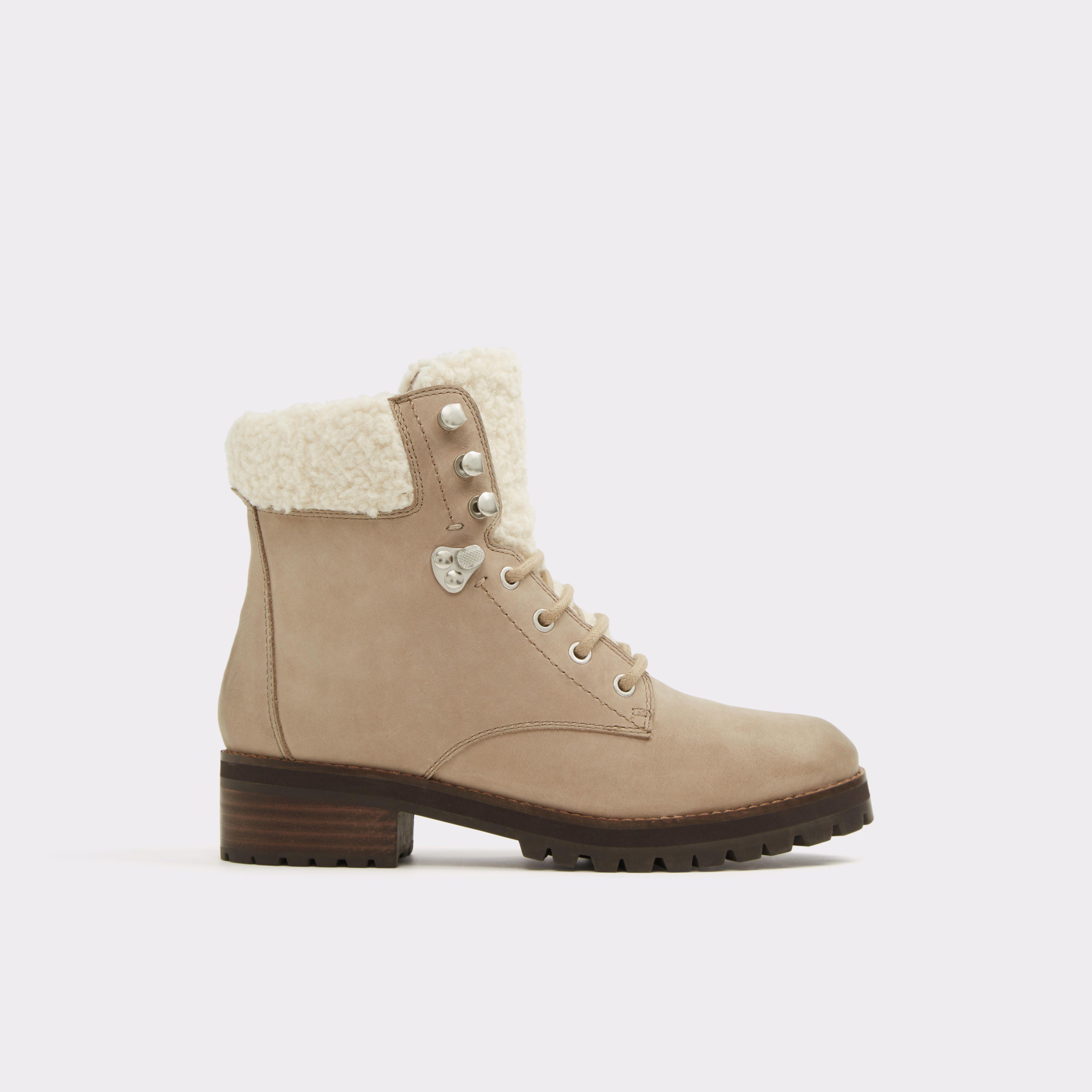 1edfec530fc Uleladda Taupe Women s Ankle boots