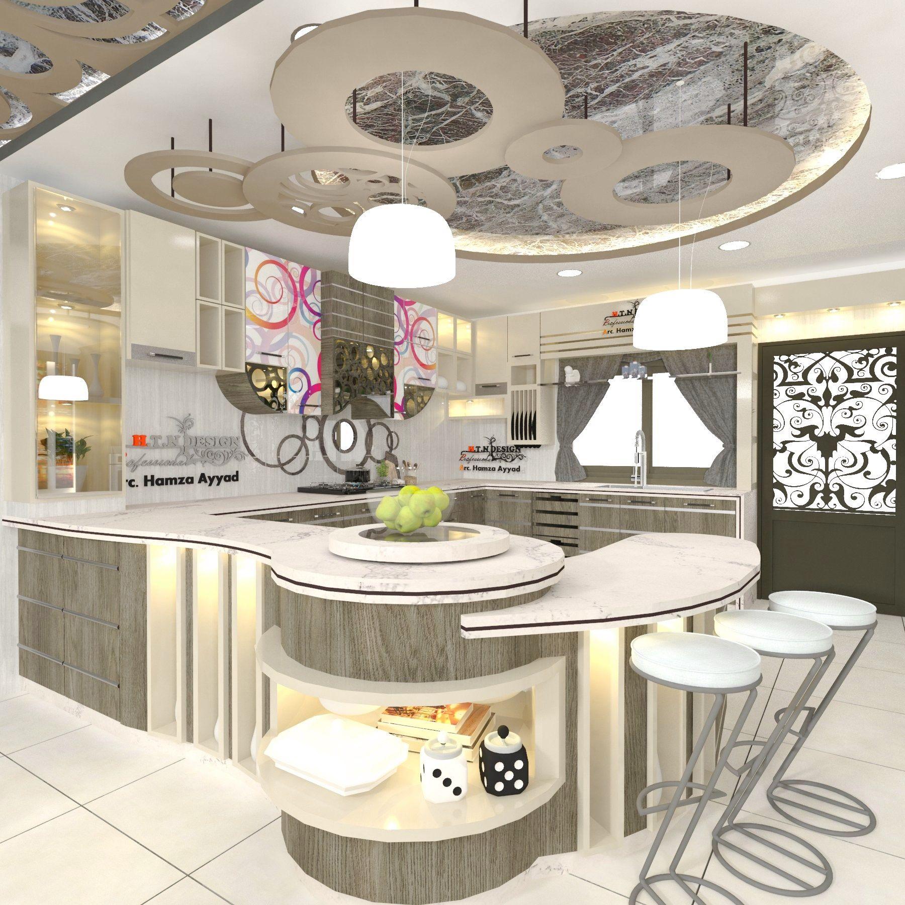 Kitchen Design Counter Top Design Kitchen Ceiling Kitchen Idea Kitchen Counter Top Idea مطابخ تصميم مطابخ كاونت Kitchen Countertops Kitchen Design Kitchen