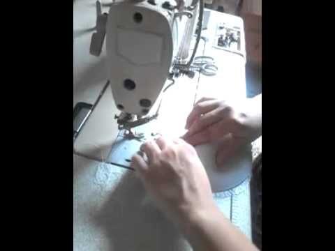 Bojo drapeado P2 drapeado e forrando o bojo - YouTube