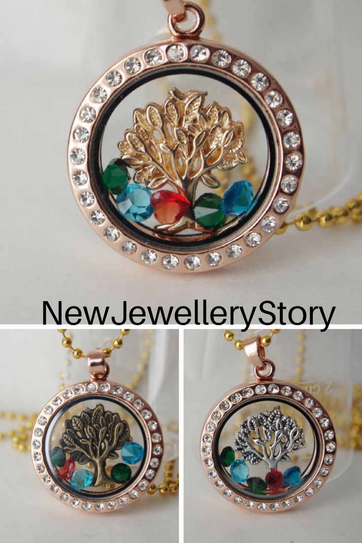 watch lockets tree origami locket christmas youtube owl