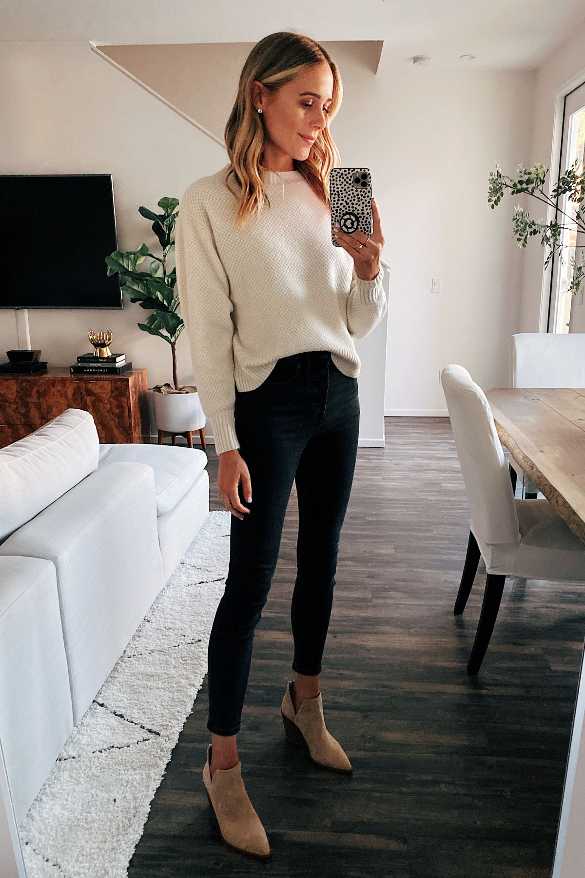 Outfits With Every Single Everlane Sweater I Own |