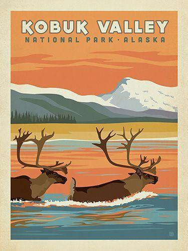 Kobuk Valley National Park Alaska Anderson Design Group