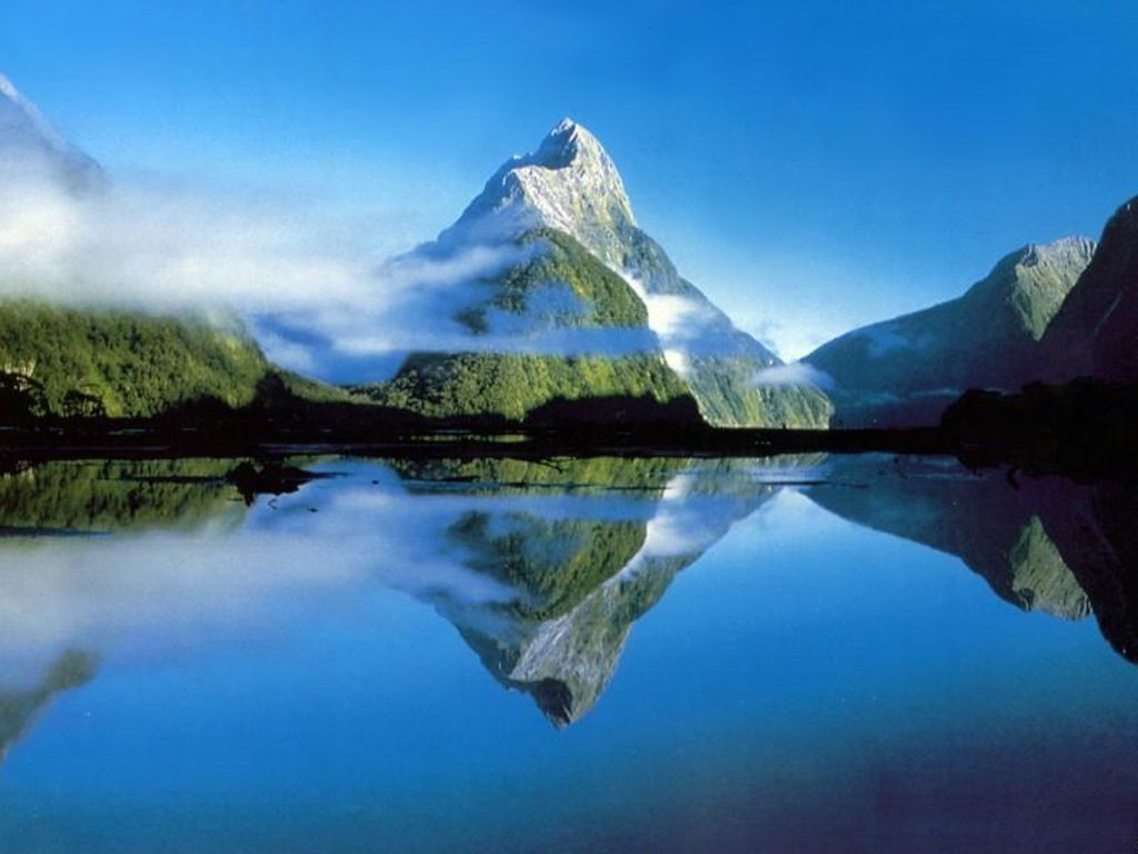 nature wallpapers collection | milford sound, nature wallpaper and