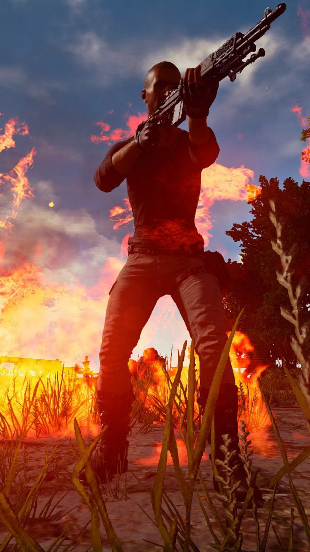PUBG Mobile Wallpaper iPhone HD (With images) | Mobile ...