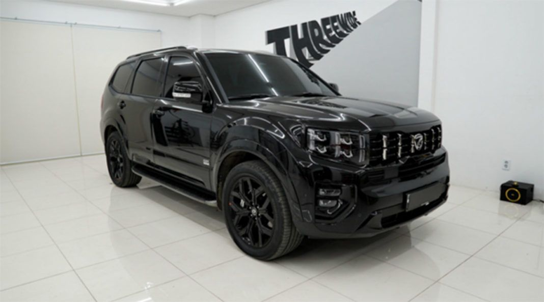 Does The 2021 Kia Telluride Have A Black Future And When Will They Finally Release It Autospies Auto News In 2020 Kia Suv Large Suv