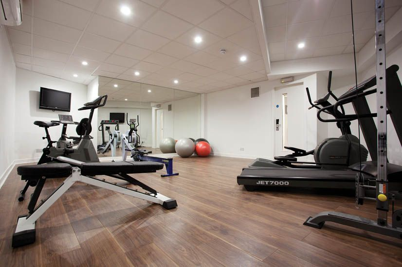 Gallery Apartments Glasgow Home Fitness Gym