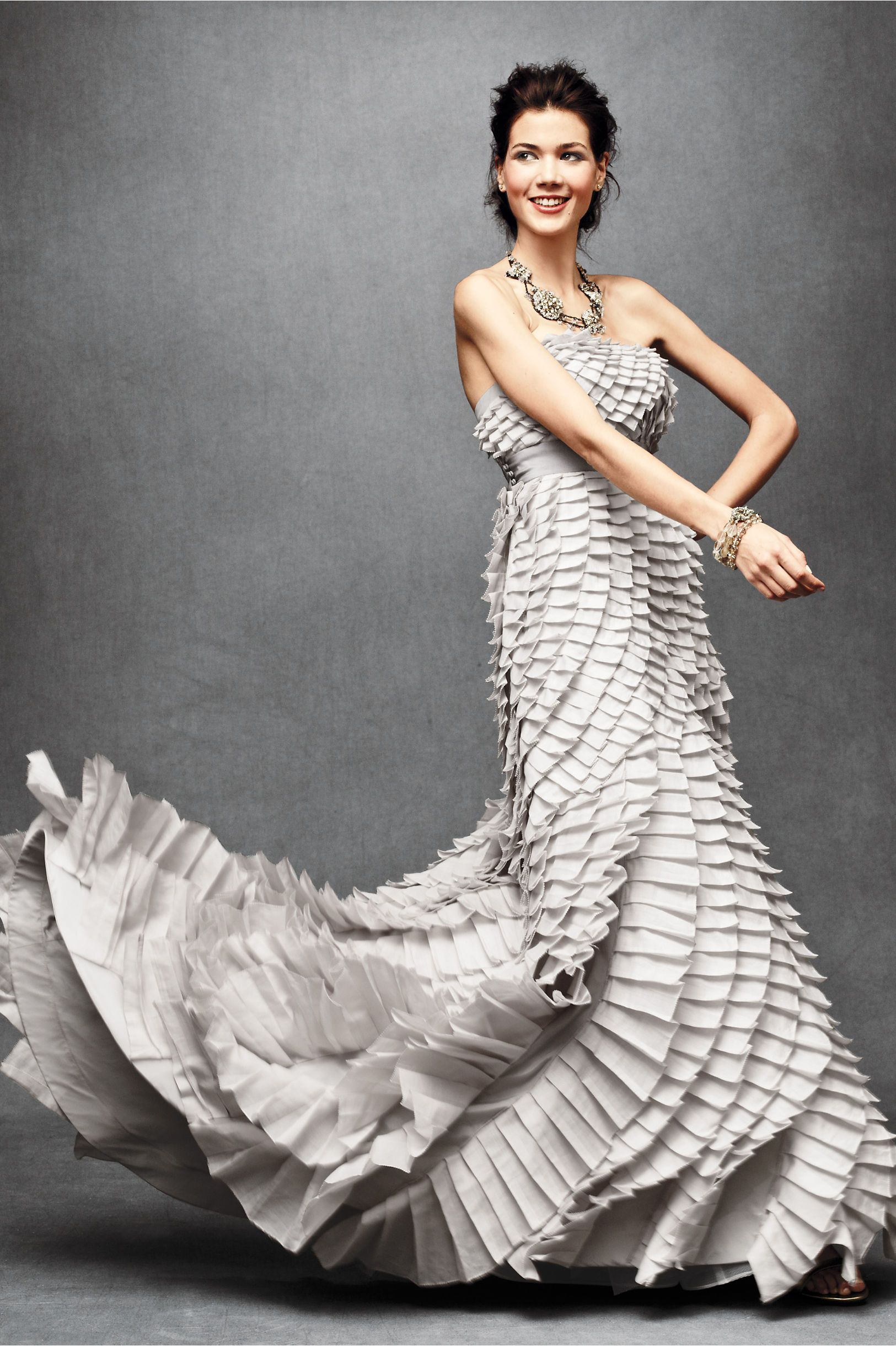 Origami dress my style pinterest fantasy gowns gowns and