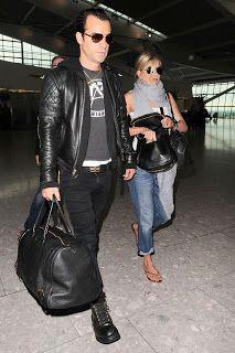 Jennifer Aniston and Justin Theroux | iMagaziners