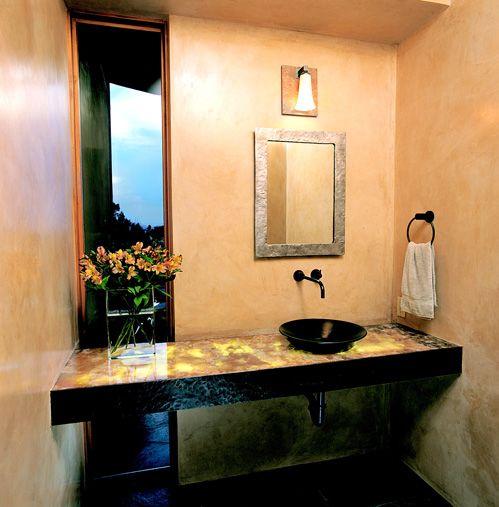 Contractors New Mexico, building in contextual modern home design in Santa Fe