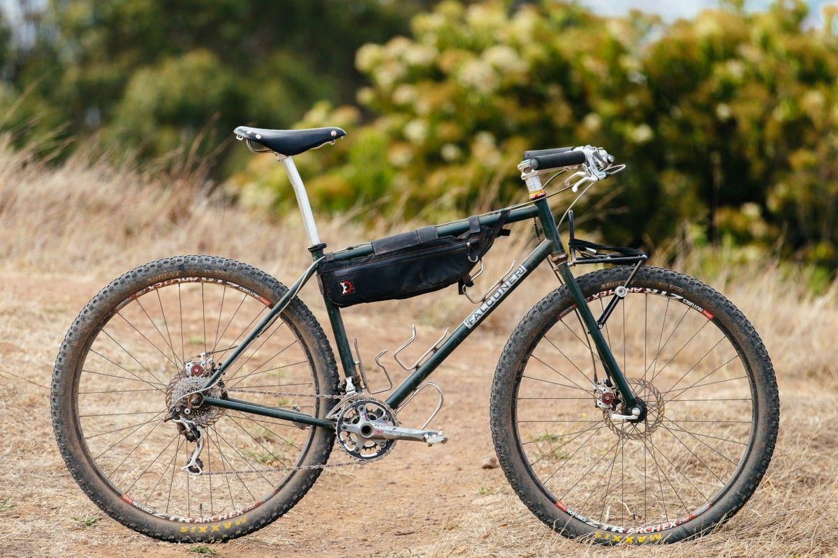 Gabe S Falconer Rigid 29 R Vintage Mountain Bike Bicycle Bike