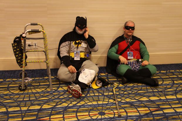 Batman and Robin, the later years - CNET via @CNET