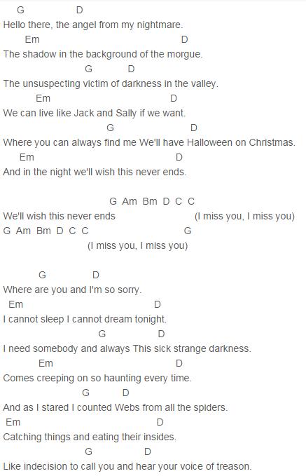 Exelent All I Want For Christmas Guitar Chords Festooning - Basic ...
