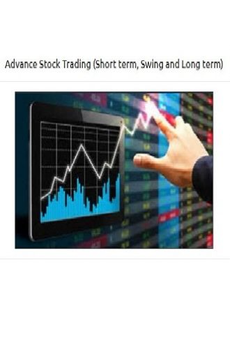 Advance Stock Trading (Short term, Swing and Long term
