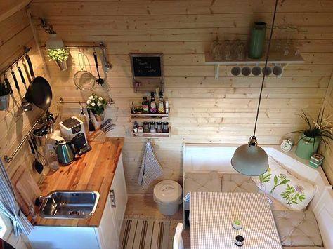 Photo of Gartenhaus Bunkie-40: Erfolgreicher Bau und Einrichtung