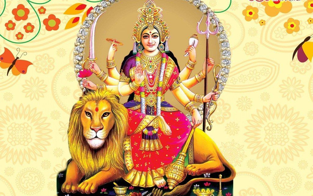 Maa Durga Wallpaper Full Size Hd 1114535 Hd Wallpaper Durga