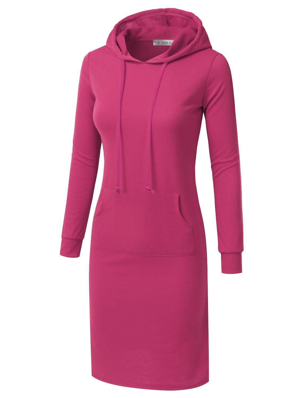 Doublju Doublju Womens Long Sleeve Hoodie Midi Dress Black M Walmart Com Black Midi Dress Long Sleeve Hoodie Women Long Sleeve [ 1500 x 1154 Pixel ]