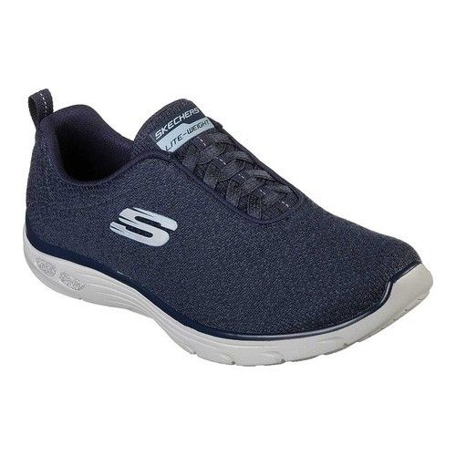 Black Sports Outdoors Breathable Skechers Womens Empire D/'Lux Walking Shoes