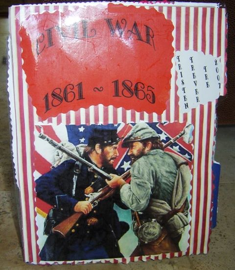 War Between The States American Civil Or Any Other Name Free Lapbook And Unit Study